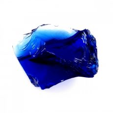 "Andara kristály medál ""Merlin kék"""