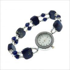 Lápisz lazuli ásvány karóra