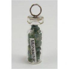 Ezoterikus üveg medál - Mohaachát
