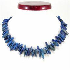 Hawaii nyaklánc -Lápisz lazuli
