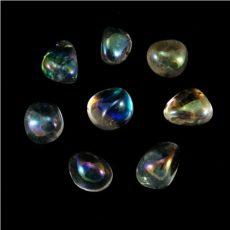 Angyal aura (opál aura ) kvarc marokkő