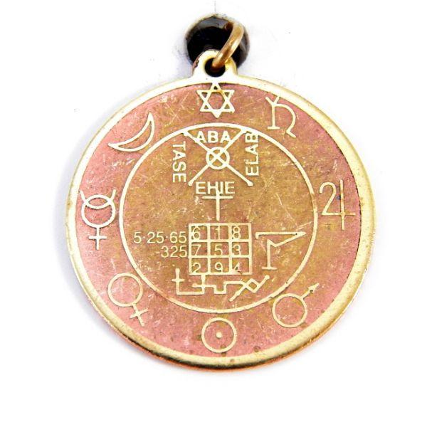 Image of 22; Salmamoni mágikus jel