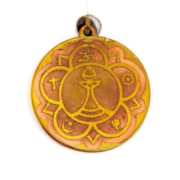 Image of 57; Vallások egyesítésének szimbóluma